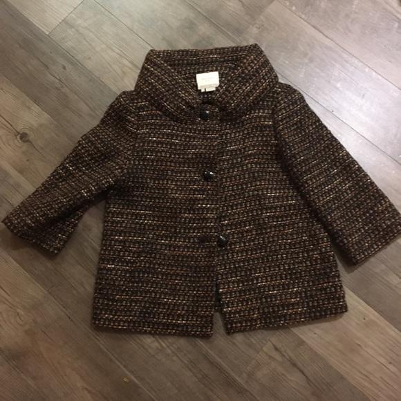Kate Spade wool blend coat